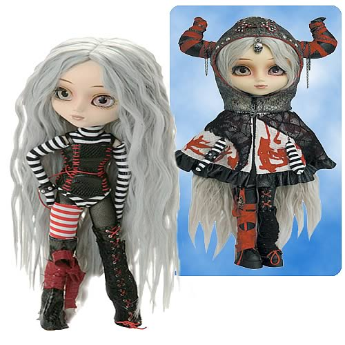 Pullip Zuora Fashion Doll