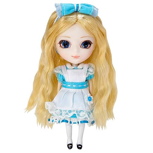 Alice in Wonderland Little Pullip Blue Alice Doll