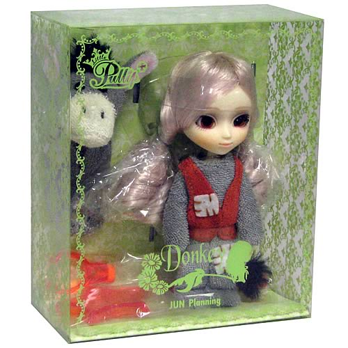 Little Pullip Donkey Doll