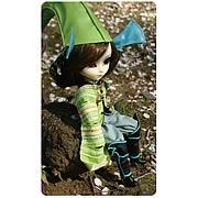 Pullip Isul Sengoku Basara Mori Motonari Doll