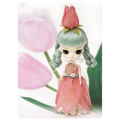 Little Dal Princess Tulip Doll