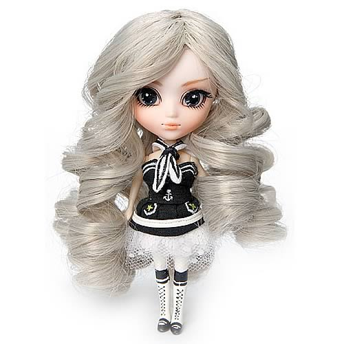 Little Pullip Marine Police Marilyn Doll