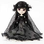 Little Pullip Black Diamond Doll