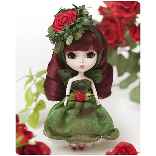Little Pullip Princess Rose Doll