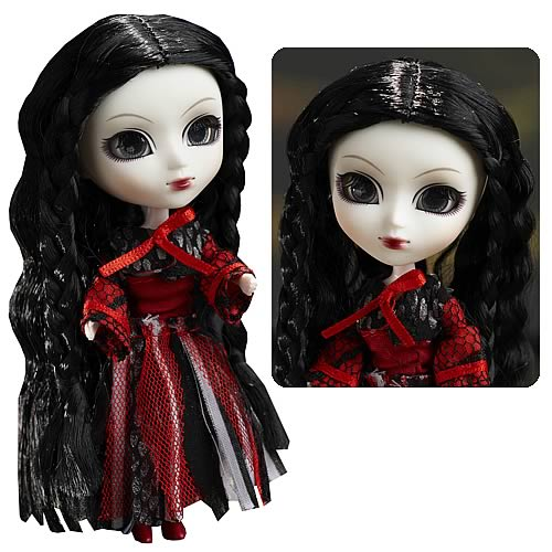 Pullip Little Pullip Plus Mir Goth Doll