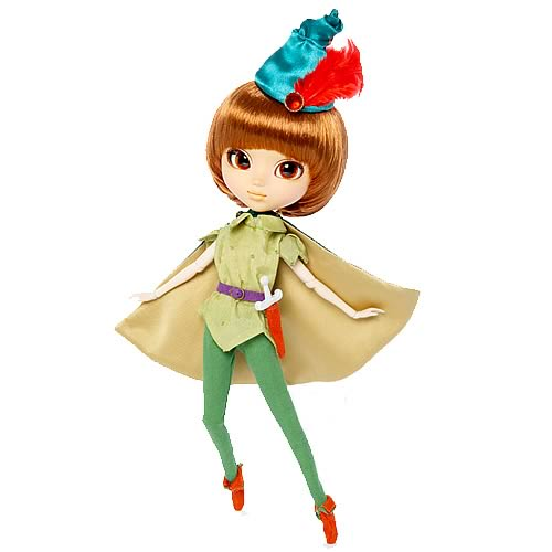 Disney Pullip as Peter Pan Fashion Doll