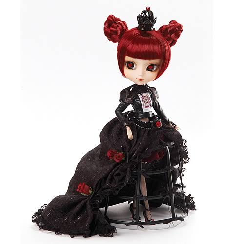 Pullip Lunatic Alice Queen Doll