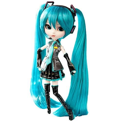 Pullip Vocaloid Miku Hatsune Doll
