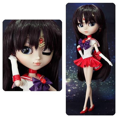 Pullip Dolls Sailor Moon Sailor Moon Sailor Mars Pullip