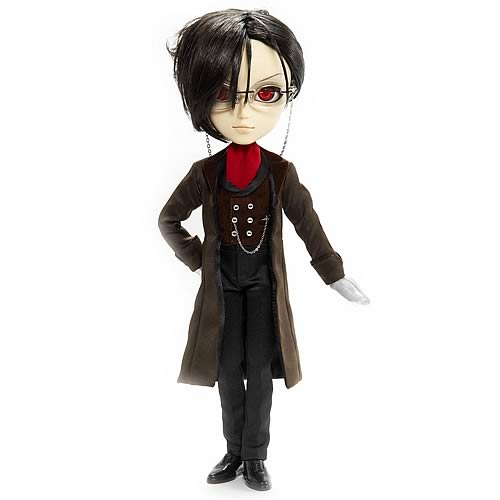 Pullip Taeyang Black Butler Sebastian Private Teacher Doll