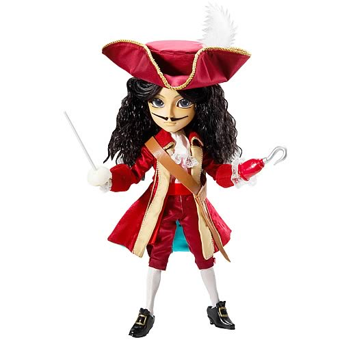 Disney Pullip Peter Pan Taeyang as Captain Hook Fashion Doll