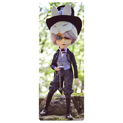 Pullip Taeyang Lunatic Alice White Rabbit Doll