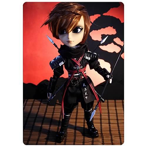 Pullip Taeyang Ninja Arashi Doll