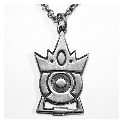 Portal 2 Stalemate Pendant Necklace