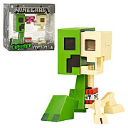Minecraft Creeper Anatomy Deluxe Vinyl Figure