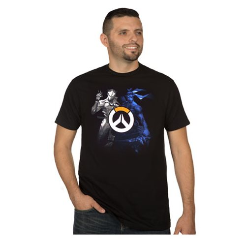 Overwatch World of Conflict T-Shirt