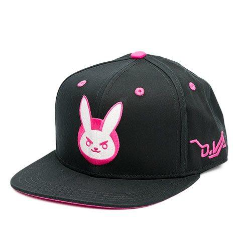 Overwatch D.Va Bunny Snap Back Hat