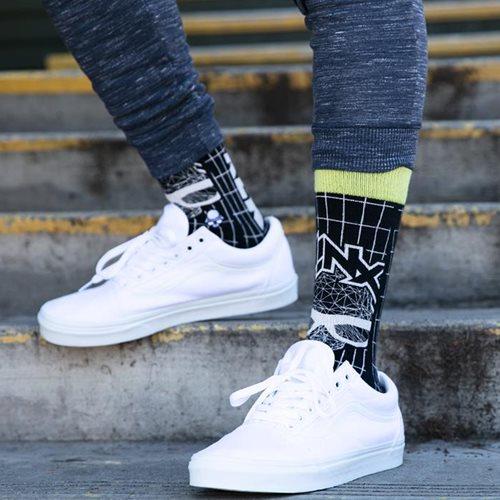 J!NX Get Rekt Socks