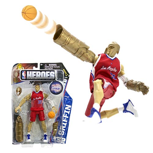 NBA Heroes Blake Griffin Western Conference Action Figure