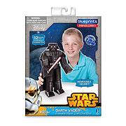 Star Wars Darth Vader 12 Inch Blueprints Papercraft