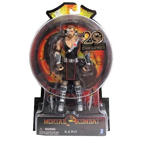 Mortal Kombat 9 6-Inch Kano Action Figure