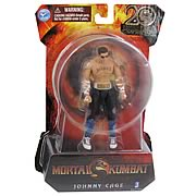 Mortal Kombat 9 4-Inch Johnny Cage Action Figure