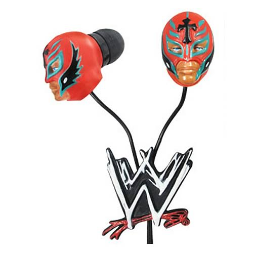 WWE Rey Mysterio Ear Bud Headphones