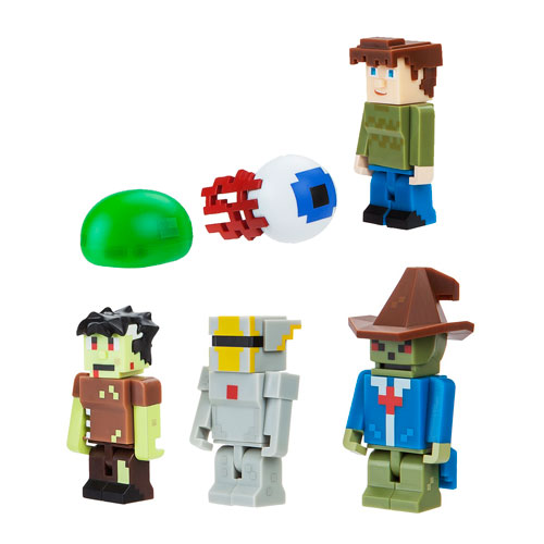 Terraria World Collector's Action Figure 6-Pack