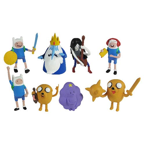 Adventure Time 2-Inch Series 2 Action Figure Pack Set