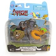Adventure Time Party Jake & Party God Action Figures 2-Pack