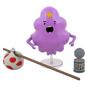 Adventure Time Lumpy Space Princess 5-Inch Action Figure
