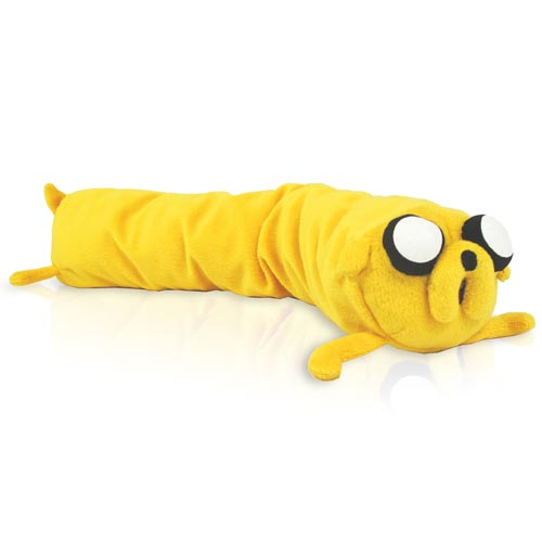Adventure Time Long Jake Deluxe Plush