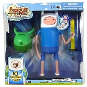 Adventure Time 10-Inch Finn with Changing Faces