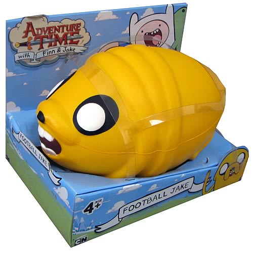 Adventure Time 8-Inch Jake Football