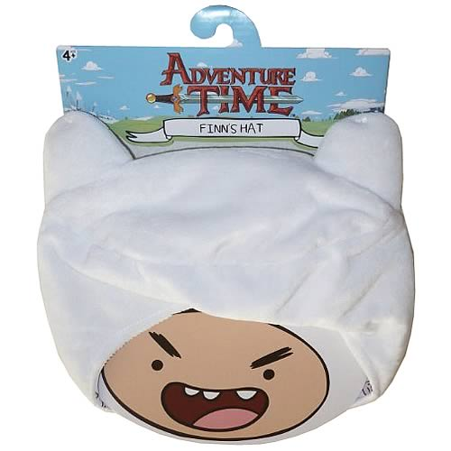 Adventure Time Deluxe Finn Hat Jazwares Adventure Time