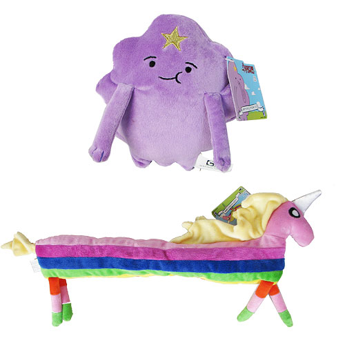 Adventure Time Deluxe Fan Favorite Plush Set