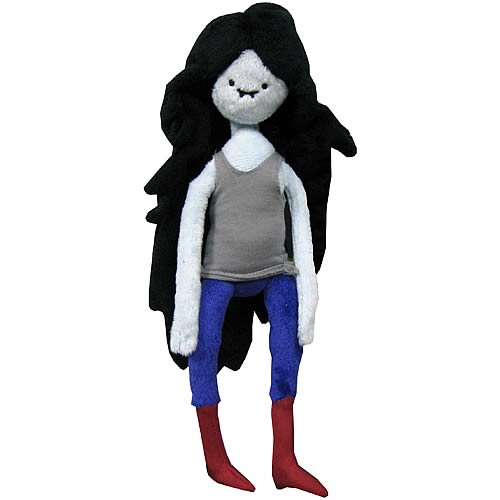 Adventure Time Marceline 7-Inch Scale Fan Favorite Plush