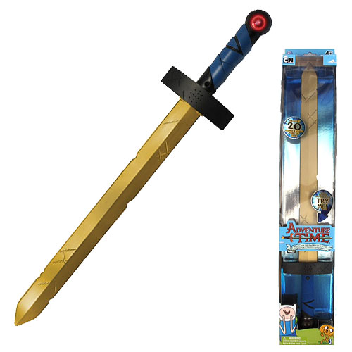 Adventure Time 30-Inch Light-Up Finn Sword
