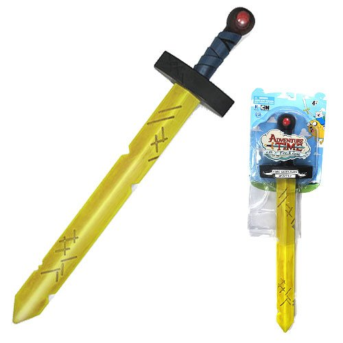 Adventure Time 24-Inch Finn Sword with Mask