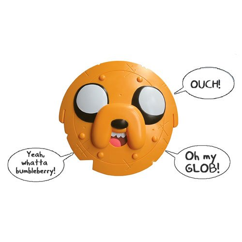 Adventure Time Jake the Dog Shield with Sounds