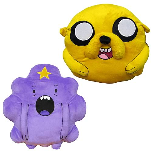 Adventure Time 14-Inch Cuddle Plush Pillows Case