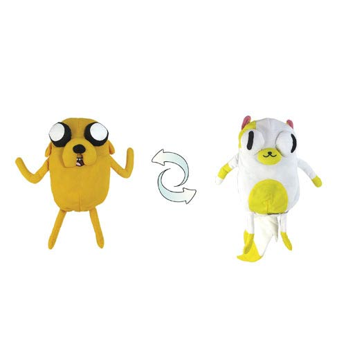 Adventure Time Reversible Plush Set