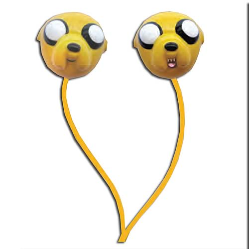 Adventure Time Jake Ear Bud Headphones