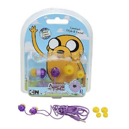 Adventure Time Lumpy Space Princess Ear Buds