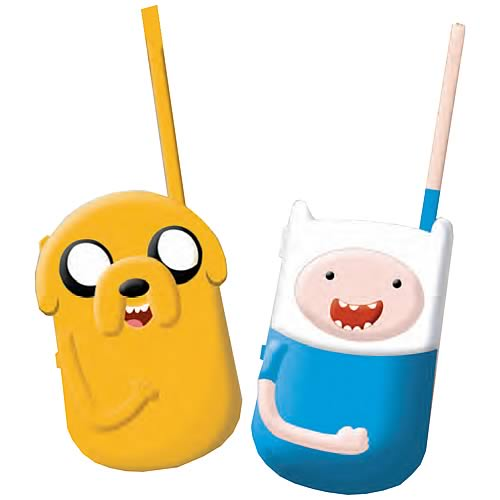 Adventure Time Walkie Talkie
