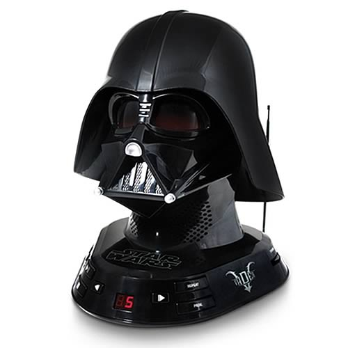 Star Wars Darth Vader CD Boom Box