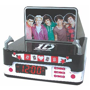1D Band Members Alarm Clock