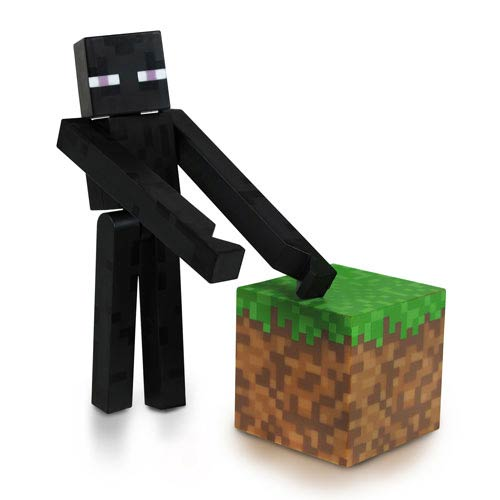 Minecraft Core Enderman Action Figure