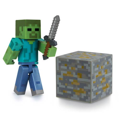 Minecraft Action Toys Minecraft Core Zombie Action