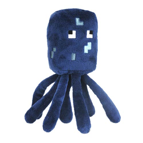 Minecraft Squid 7-Inch Plush